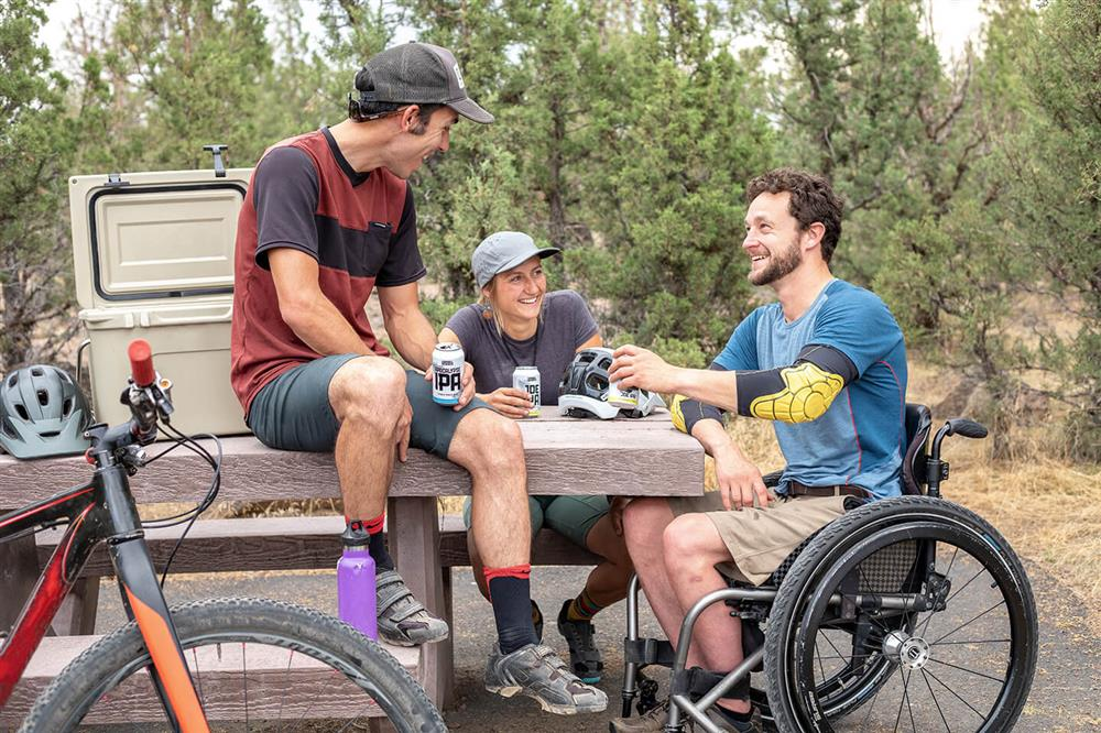 ADA Picnic Tables: What Is an ADA Picnic Table and How Is it Different From Wheelchair Accessible Picnic Tables?