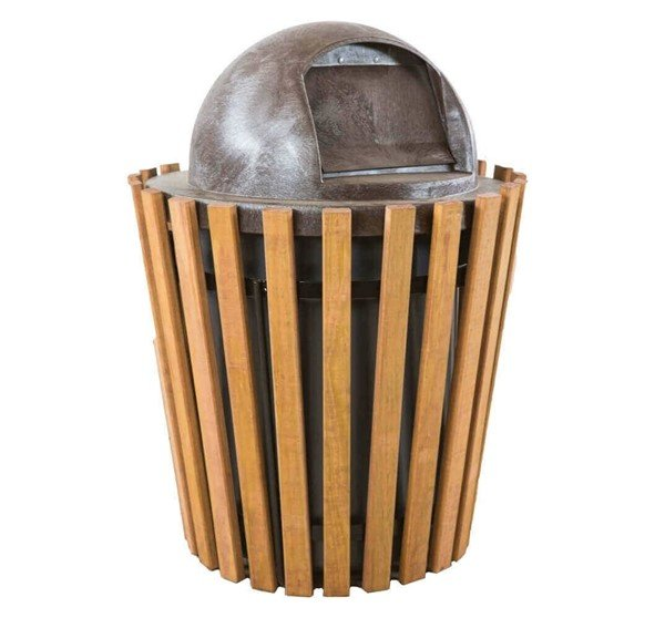 Frame Only for 20 Gallon Trash Can without Slats