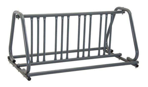 """14 Space """"A"""" Style Grid Style Bike Rack"""