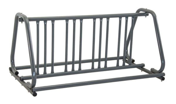 """8 Space """"A"""" Style Grid Style Bike Rack"""