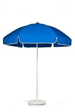 6.5 Foot Acrylic Lifeguard Printed Umbrella