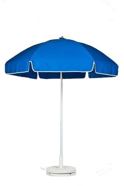 6.5 Foot Acrylic Lifeguard Printed Umbrella