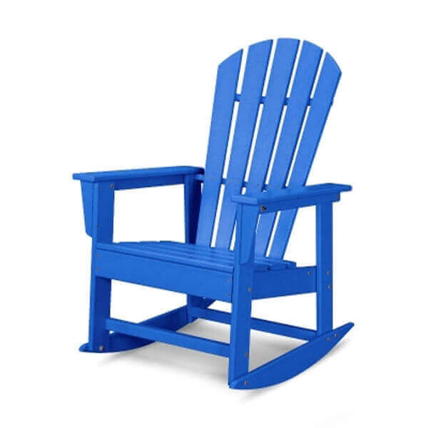 South Beach Recycled Plastic Rocker Chair From Polywood