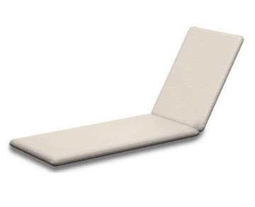 Captain Chaise Lounge Full Cushion From Polywood
