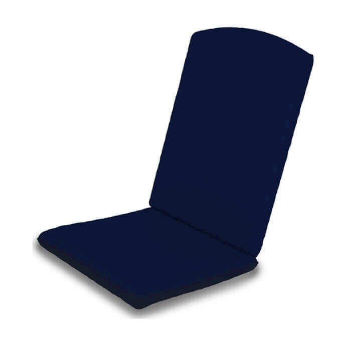 Nautical Highback Chair Full Cushion From Polywood