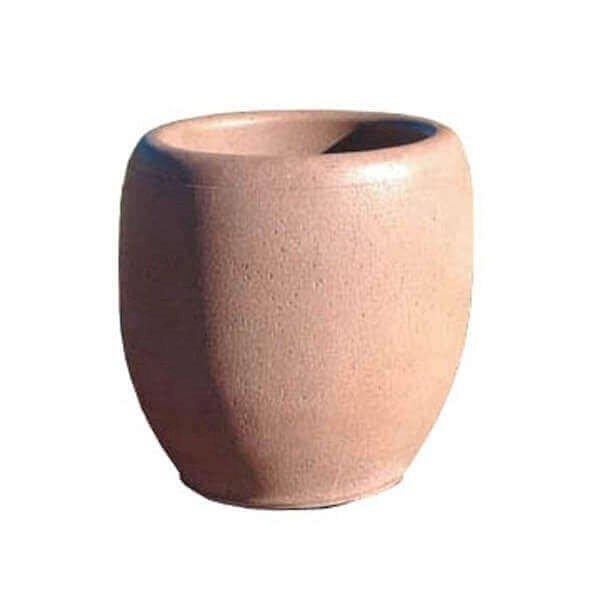 """24"""" Commercial Round Concrete Planter"""