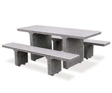 Commercial Picnic Benches For Sale Ultra Play Ft Pressure Treated - Jayhawk plastics hex recycled plastic commercial picnic table