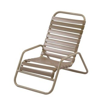 Picture of St. Maarten Vinyl Strap Sand Chair - Commercial Aluminum Frame - 9 lbs.