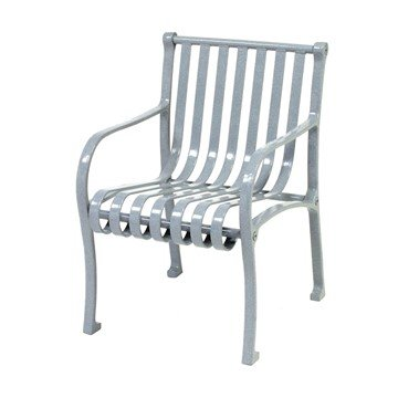 Picture of Oglethorpe Ribbed Style Thermoplastic Steel Chair - 60 Lbs.