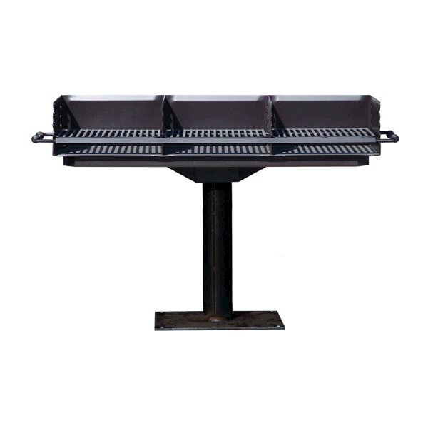 Picture of Triple Bay Steel Construction Group Grill - 290 Lbs.