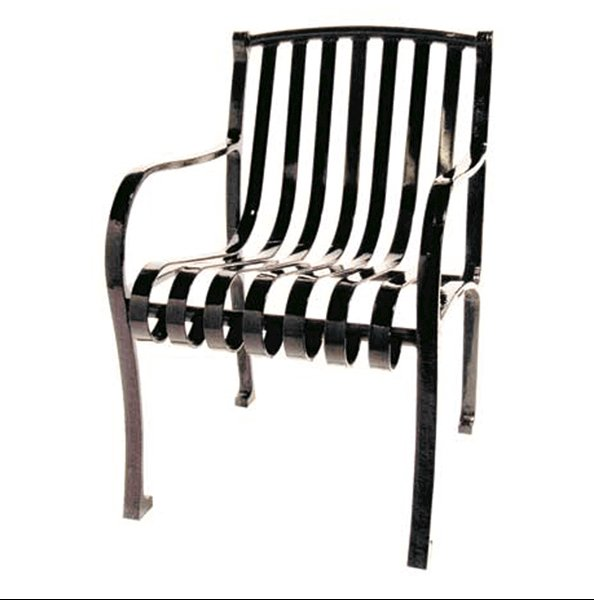 Picture of Northgate Ribbed Style Thermoplastic Steel Chair - 60 Lbs.