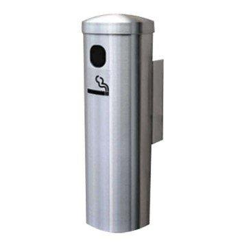 "12"" Glaro Deluxe Wall Mount Cigarette Disposal"