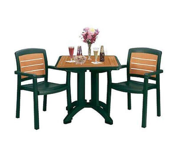 Remarkable Aquaba Classic Dining Set Package 12 Aquaba Classic Stacking Chairs And 6 Atlantis Folding Tables Ibusinesslaw Wood Chair Design Ideas Ibusinesslaworg
