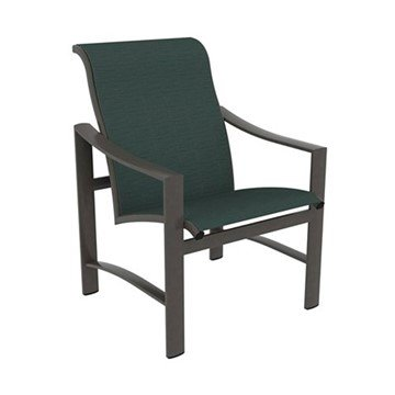 Kenzo Sling Dining Chair with Aluminum Frame - 14 lbs.