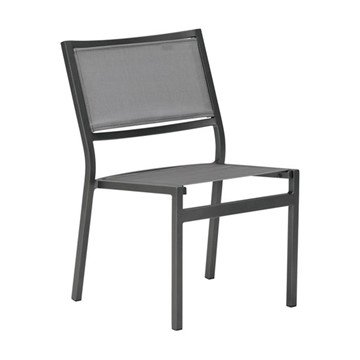 Cabana Club Sling Side Chair with Aluminum Frame - 7 lbs.