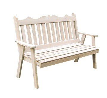 Royal English Wooden Garden Bench