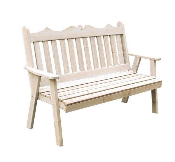 Royal English Wooden Garden Bench