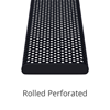 Rolled Perforated