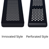 Innovated & Perforated Style