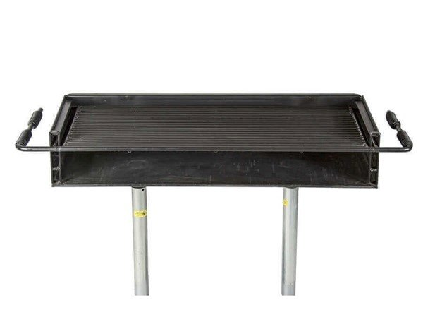 """Group Grill With 48"""" X 18"""" Cooking Surface"""