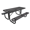 Elite Series 8 ft. Thermoplastic Polyethylene Coated Picnic Table