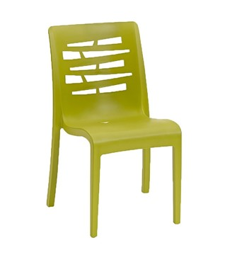 Essenza Commercial Grade Plastic Resin Dining Chair
