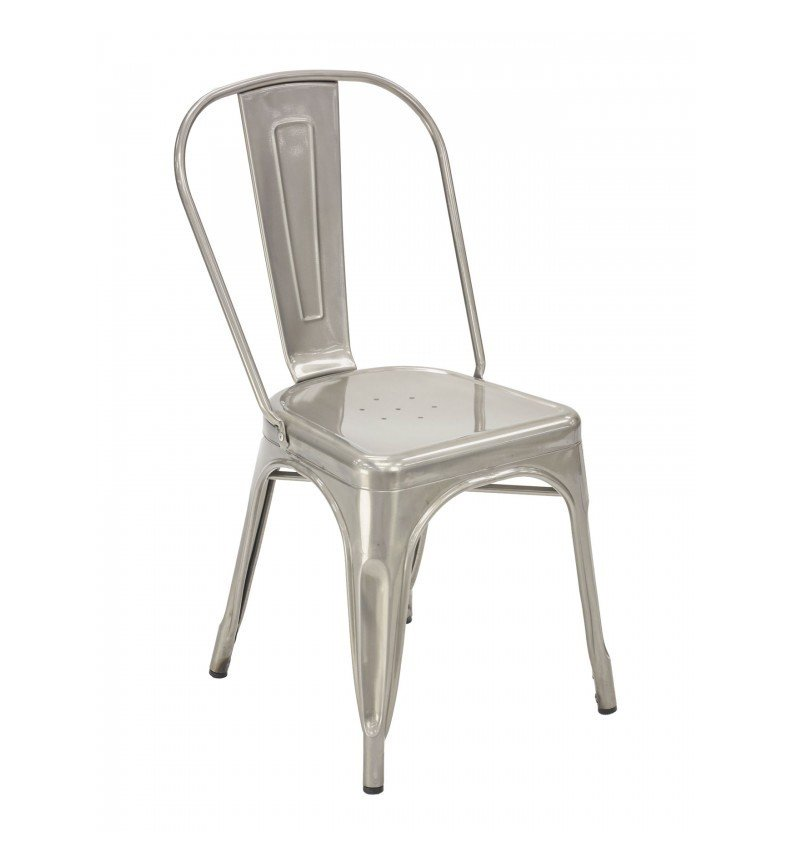 38ec0b0a3f Interior Industrial Metal Dining Chair For Restaurants Interior Industrial  Metal Dining Chair For Restaurants ...