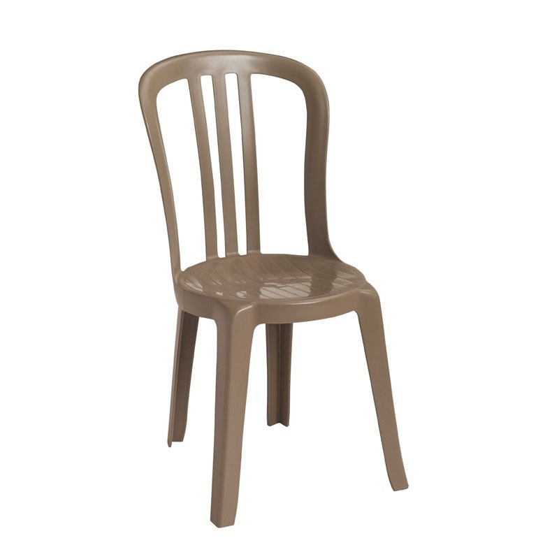 ... Miami Bistro Side Chair, Commercial Plastic Resin Stacking Bistro Chairs  ...