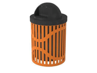 Picture for category Steel Trash Cans