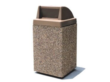 Picture for category Concrete Trash Cans