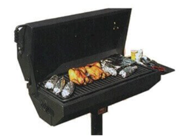 Picture for category Covered Park Grills