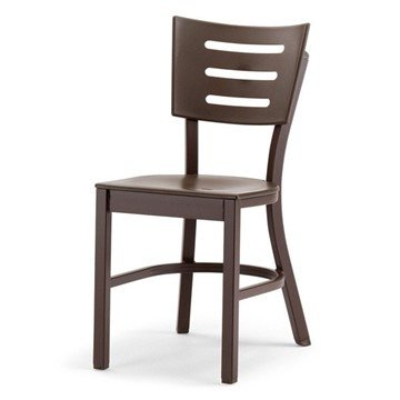 Telescope Avant Dining Chair with Marine Grade Polymer