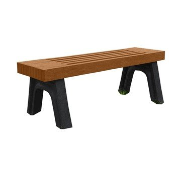 Elite Recycled Plastic Bench