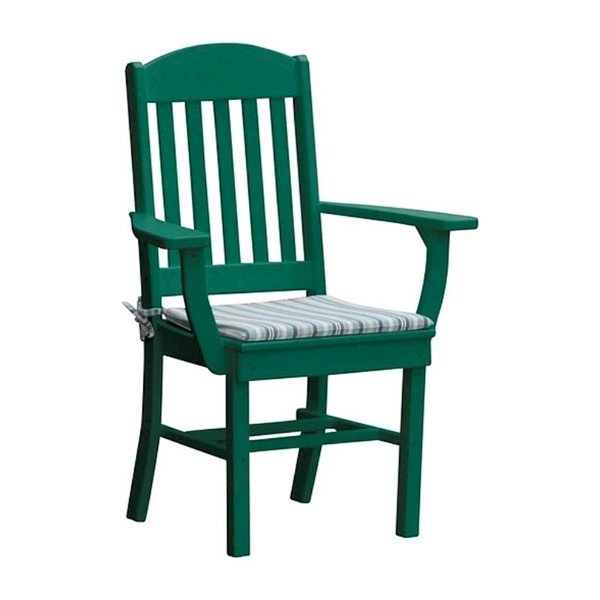 Classic Recycled Plastic Dining Chair