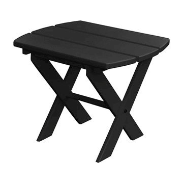 Recycled Plastic Folding Side Table