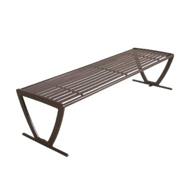 Zion Bench without Back - 6 Ft.
