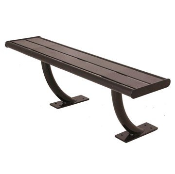 Acadia Bench without Back