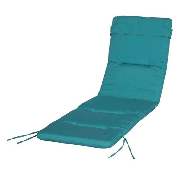 Chaise Lounge Pad with Hood