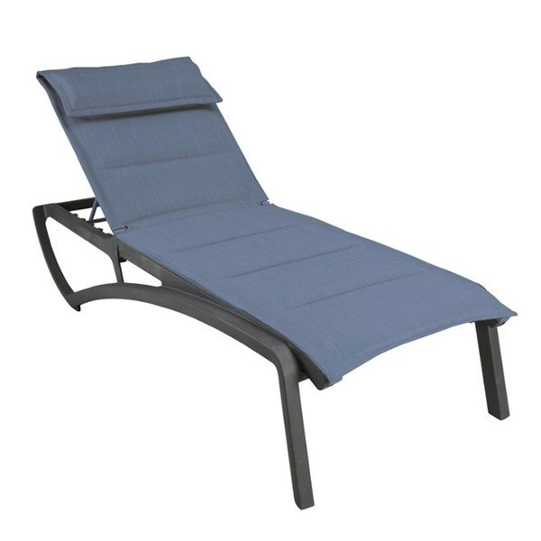 Sunset Comfort Sling Chaise Lounge