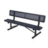 Innovated Style Polyethylene Coated Portable Bench