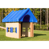 Recycled Plastic Dog Park Doghouse Play Tunnel