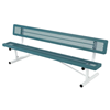 Regal Style Polyethylene Coated Portable Bench