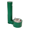 Stainless Steel Dog Park Drinking Fountain