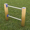Dog Park Recycled Plastic High Jump Bars