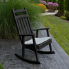 Classic Recycled Plastic Rocking Chair