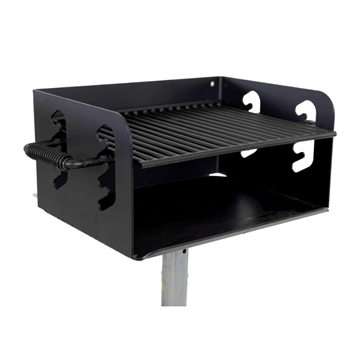 300 Sq. In. Park Outdoor Charcoal Grill