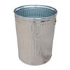 32 Gallon Galvanized Steel Trash Can