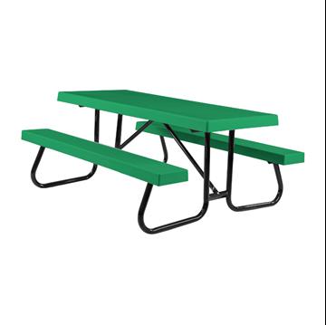 6 Ft. Fiberglass Picnic Table