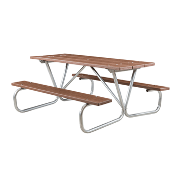 6 Ft. Recycled Plastic Picnic Table