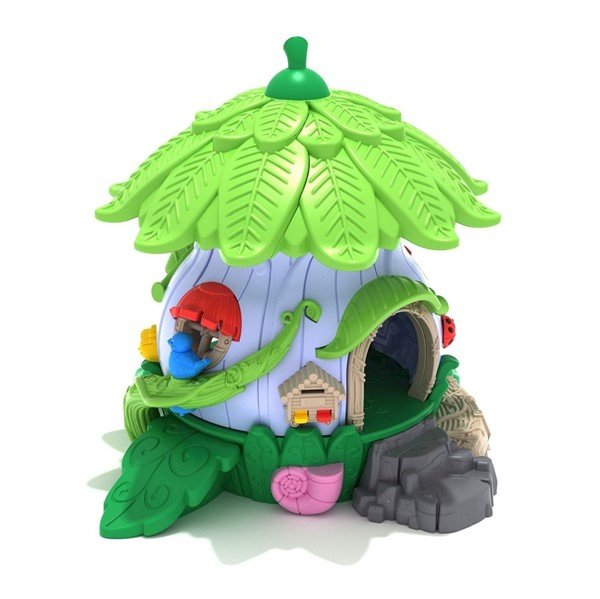 Happy Hollow Playground Set For Commercial Use - Ages 6 Months To 5 Years